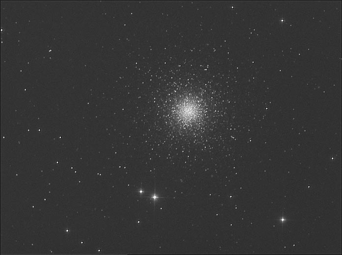 M53, a globular cluster in Coma Berenices