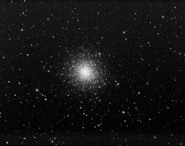 M2 Globular Cluster in Aquarius