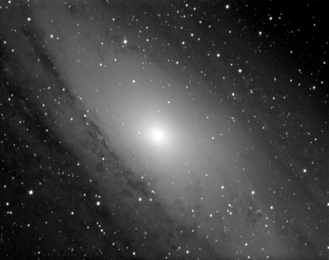 M31 - The Great Galaxy in Andromeda