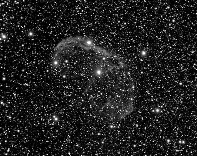 NGC6888 - The Crescent Nebula